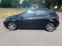 USED 2010 10 VOLKSWAGEN GOLF 1.6 BLUEMOTION SE TDI 5d 103 BHP LOCAL CAR TAKEN IN P/X BY US GOOD HISTORY ONLY £30 TAX AND GREAT FUEL ECONOMY