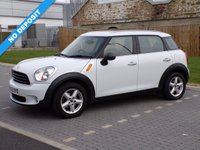 USED 2012 62 MINI COUNTRYMAN 1.6 ONE 5d 98 BHP