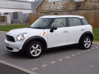 2012 MINI COUNTRYMAN 1.6 ONE 5d 98 BHP £7495.00