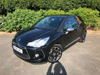 2014 CITROEN DS3 1.6 E-HDI AIRDREAM DSPORT PLUS 3d 111 BHP £5250.00