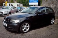 USED 2011 61 BMW 1 SERIES 2.0 118D SPORT 3d 141 BHP
