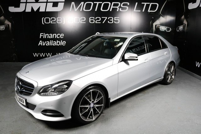 2013 MERCEDES-BENZ E CLASS E220 CDI SE AUTO 168 BHP (FINANCE AND WARRANTY)