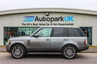 USED 2009 M LAND ROVER RANGE ROVER 3.6 TDV8 VOGUE SE 5d 271 BHP LOW DEPOSIT OR NO DEPOSIT FINANCE AVAILABLE