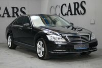USED 2012 12 MERCEDES-BENZ S CLASS 3.0 S350 BLUETEC 4d AUTO 258 BHP Black / Black Full Leather Heated Electric Memory Seats, Command Satellite Navigation + Bluetooth Connectivity, Front and Rear Park Distance Control, 18 Inch Alloy Wheels, Leather Multi Function Steering Wheel, Cruise Control, 6CD Multi changer, Digital Dual Zone Climate Control, Automatic Bi-xenon Headlights + Power Wash, Heated Electric Powerfold Mirrors.