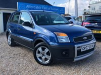 2007 FORD FUSION 1.4 PURSUIT CLIMATE LIMITED £2295.00