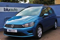 USED 2015 15 VOLKSWAGEN GOLF SV 1.6 SE TDI 5d 108 BHP An immaculate well maintained example with Full VW History, DAB Radio, Bluetooth with Audio Streaming, Cruise Control & Automatic Headlights....