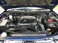 USED 2009 59 MITSUBISHI L200 2.5 ANIMAL LWB DCB 1d AUTO 164 BHP