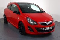 USED 2013 63 VAUXHALL CORSA 1.2 LIMITED EDITION 3d 83 BHP AUX I AIR CON I CRUISE I CHEAP INSURANCE
