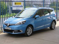 2015 RENAULT GRAND SCENIC 1.5 DYNAMIQUE TOMTOM ENERGY DCI S/S 5d 110 BHP £SOLD