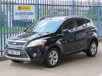 USED 2010 60 FORD KUGA 2.0 ZETEC TDCI 2WD 5d 138 BHP Full Ford Service History