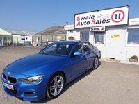 2012 BMW 3 SERIES 3.0 330D M SPORT 4 DOOR AUTO 255 BHP £12995.00
