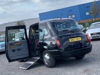 USED 2007 57 LONDON TAXIS INT TX4 2.5 BRONZE AUTO TAXI LONDON TAXI, AUTO, WHEELCHAIR ACCESS, 6 SEATER, TIDY