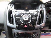 USED 2014 14 FORD FOCUS 1.6 TDCi ECOnetic Titanium Navigator Navigator (s/s) 5dr ***30000 MILES F/S/H***