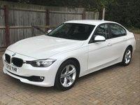2012 BMW 3 SERIES 2.0 320I SE 4d 181 BHP £6990.00