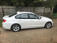 USED 2012 12 BMW 3 SERIES 2.0 320I SE 4d 181 BHP STUNNING IN THE PEARL WHITE !!