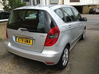 USED 2011 11 MERCEDES-BENZ A CLASS 2.0 A180 CDI AVANTGARDE SE 5d AUTO 108 BHP FULL SERVICE RECORDS + AUTOMATIC DIESEL