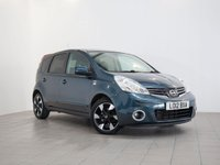 USED 2012 12 NISSAN NOTE 1.5 N-TEC PLUS DCI 5d 89 BHP Call us for Finance