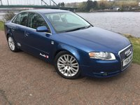 USED 2006 06 AUDI A4 2.0 TDI SE TDV 4d 140 BHP ***TRADE IN TO CLEAR***