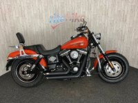 2017 HARLEY-DAVIDSON DYNA FAT BOB FXDF 103 1690 17 ABS MODEL LOW MILEAGE 2017 17  £12490.00