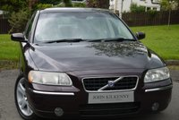 USED 2006 06 VOLVO S60 2.4 SE D5 4d 185 BHP ****OUTSTANDING VALUE****