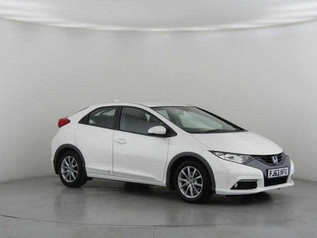 View our 2013 63 HONDA CIVIC 1.8 I-VTEC ES 5d 140 BHP