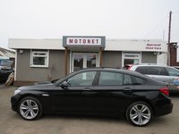 2011 BMW 5 SERIES 3.0 530D SE GRAN TURISMO 5DR DIESEL AUTOMATIC 242 BHP £SOLD