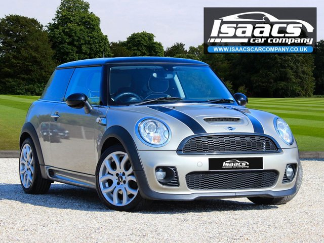 2008 05 MINI HATCH COOPER 1.6 COOPER S 3d 172 BHP