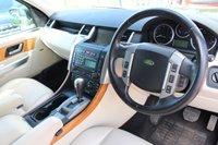 USED 2009 09 LAND ROVER RANGE ROVER SPORT 2.7 TDV6 SPORT HSE 5d AUTO 188 BHP