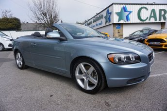 2009 VOLVO C70 2.0 D SPORT CONVERTIBLE COUPE 2DR  ( 7 X STAMPS ) £5989.00