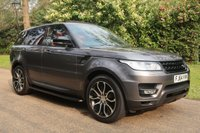 USED 2014 64 LAND ROVER RANGE ROVER SPORT 3.0 SDV6 HSE DYNAMIC 5d AUTO 288 BHP