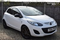 USED 2015 64 MAZDA 2 1.3 WHITE EDITION 5d 74 BHP Awaiting preparation. Call for details