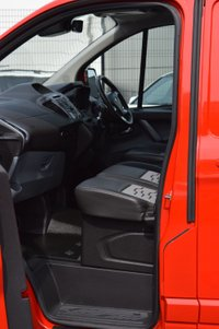 USED 2016 16 FORD TRANSIT CUSTOM 2.2 290 SPORT LR P/V 1d 155 BHP