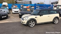 USED 2008 57 MINI CLUBMAN 1.6 COOPER 5d 120 BHP While in Preparation All our Cars are Serviced with a New MOT and Undergo a RAC Warranty Periodic Maintenance Inspection Check to Ensure They are Ready Before Handover
