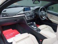 USED 2014 64 BMW 4 SERIES 3.0 430D LUXURY 2d AUTO 255 BHP ***Sunroof,Nav,Xenons,HeatedSeats,HeatedSteeringWheel++***