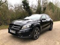 USED 2015 65 MERCEDES-BENZ GLA-CLASS 2.1 GLA220 CDI AMG Line (Premium) 4MATIC 5dr ZERO DEPOSIT FINANCE AVAILABLE