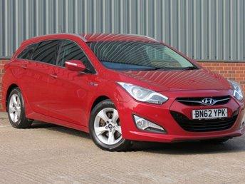 2012 HYUNDAI I40 1.7 CRDI STYLE BLUE DRIVE 5d 134 BHP £5595.00