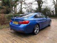 USED 2014 63 BMW 4 SERIES  2.0 428i M Sport 2dr ZERO DEPOSIT FINANCE AVAILABLE