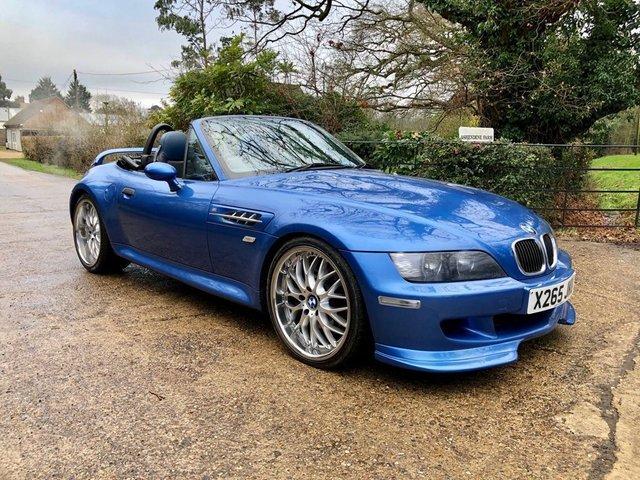 2000 BMW Z3 M 3.2 2dr
