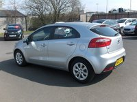 USED 2014 63 KIA RIO 1.2 1 AIR 5d 83 BHP BALANCE OF MANUFACTURERS SEVEN YEAR WARRANTY