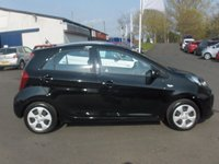 USED 2017 17 KIA PICANTO 1.0 1 5d 65 BHP BALANCE OF MANUFACTURERS SEVEN YEAR WARRANTY