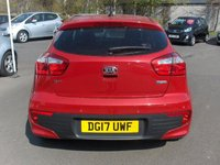 USED 2017 17 KIA RIO 1.1 CRDI SE ISG 5d 74 BHP BALANCE OF MANUFACTURERS SEVEN YEAR WARRANTY