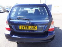 USED 2006 56 SUBARU FORESTER 2.0 X 5d 158 BHP Trade in Vehicle Priced to Sell Immediately, MOT September