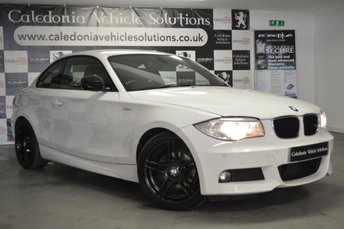2012 BMW 1 SERIES 2.0 118D SPORT PLUS EDITION 2d 141 BHP £8888.00
