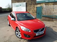 USED 2010 10 VOLVO C30 1.6 R-DESIGN 3d 100 BHP Supplied With 12 Months MOT And Fresh Service