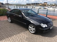 2006 MERCEDES-BENZ CLK 2.1 CLK220 CDI AVANTGARDE 2d AUTO 148 BHP £SOLD