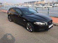 2014 JAGUAR XF 3.0 D V6 S PORTFOLIO SPORTBRAKE 5d AUTO 275 BHP