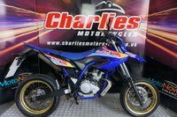 2011 YAMAHA WR 124cc WR 125 X SUPERMOTO Finance available !!!