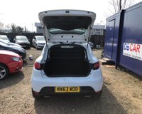 USED 2014 63 RENAULT CLIO 1.6 RENAULTSPORT LUX 5d AUTO 200 BHP