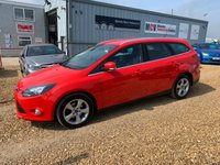 USED 2014 14 FORD FOCUS 1.6 ZETEC NAVIGATOR ECONETIC TDCI START/STOP 5d 104 BHP