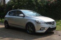 2012 KIA CEED 1.6 CRDI 3 5d AUTO 113 BHP £4000.00